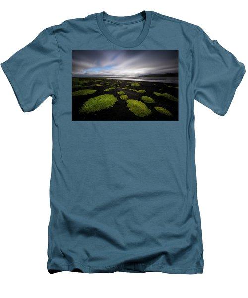 Lunar Moss Men's T-Shirt (Athletic Fit)