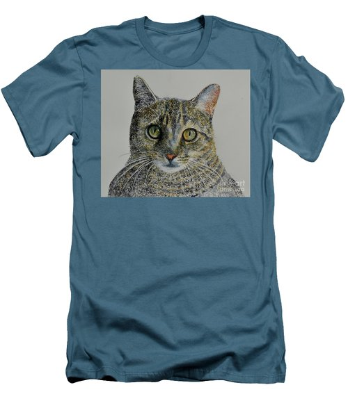 Lyon Men's T-Shirt (Slim Fit) by Anthony Butera