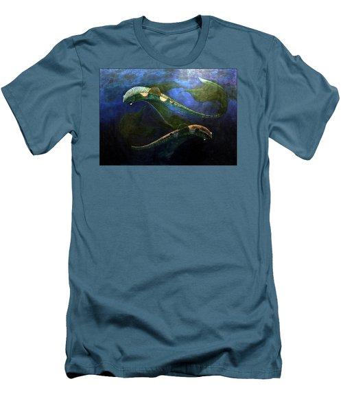Magic Fish Men's T-Shirt (Athletic Fit)