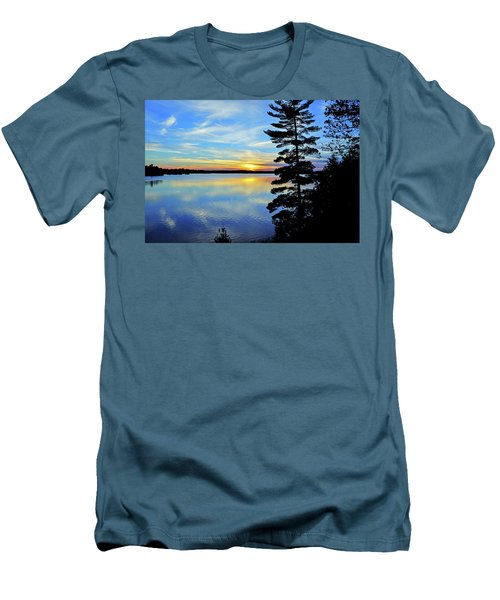 Magic Hour Men's T-Shirt (Slim Fit) by Keith Armstrong