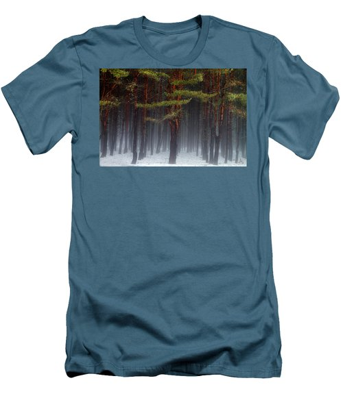 Magical Pines Men's T-Shirt (Athletic Fit)