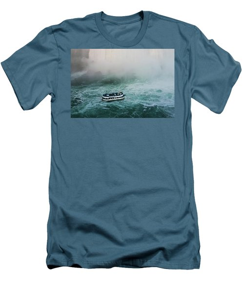 Maid Of The Mist -  Men's T-Shirt (Athletic Fit)