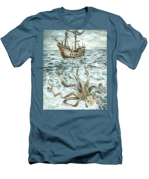 Maiden Voyage Men's T-Shirt (Athletic Fit)
