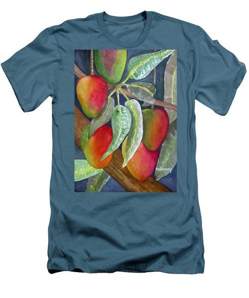 Mango One Men's T-Shirt (Athletic Fit)