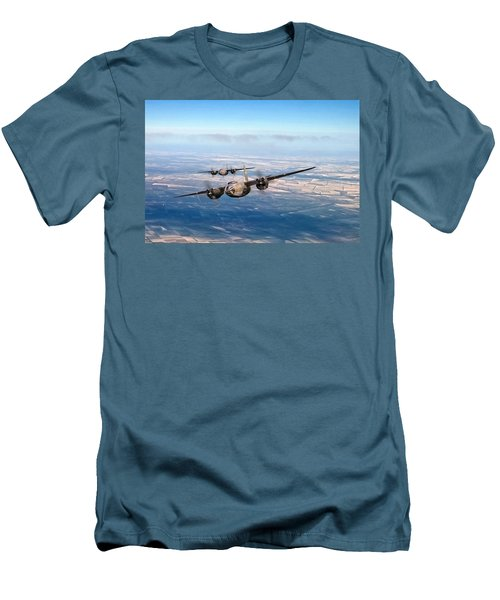 Marauder Twoship Men's T-Shirt (Athletic Fit)