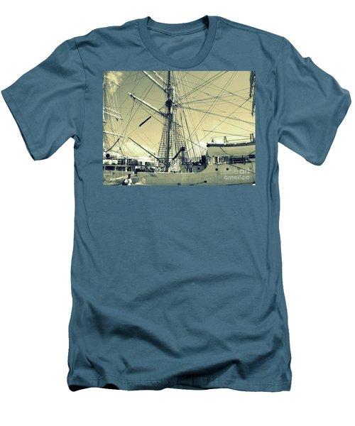 Maritime Spiderweb Men's T-Shirt (Athletic Fit)