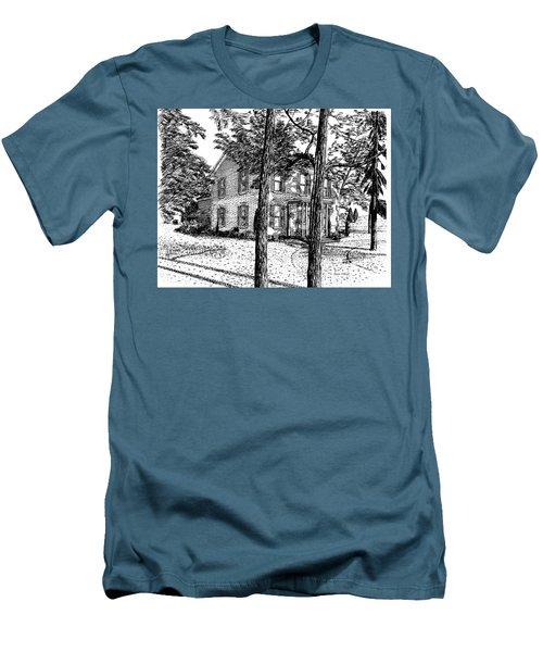 Markham House Men's T-Shirt (Athletic Fit)