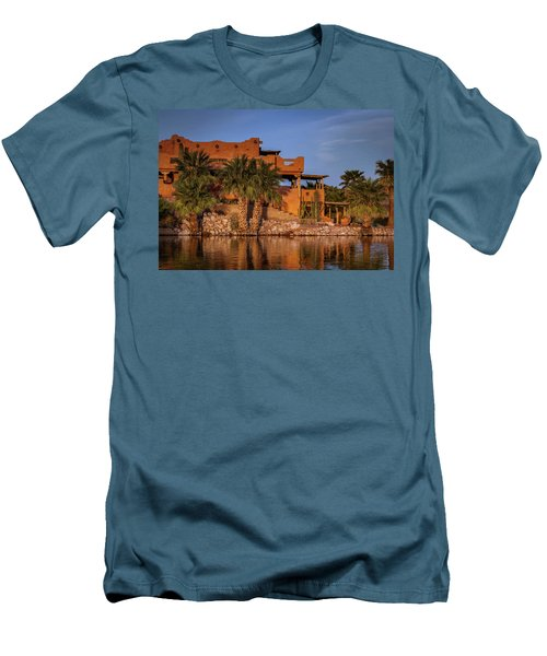 Martinez Lake Men's T-Shirt (Athletic Fit)
