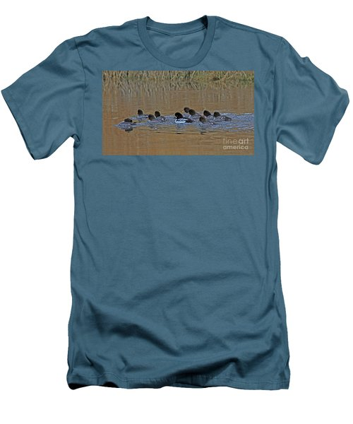 Me And The Girls Men's T-Shirt (Athletic Fit)