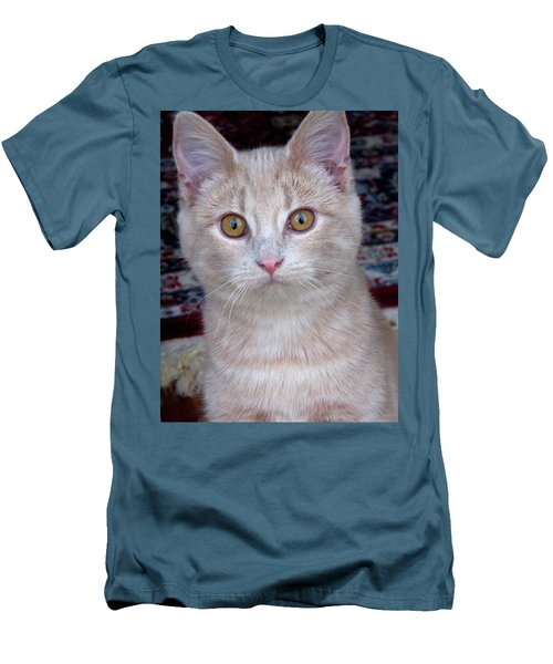 Me- No, It Was The Dog Men's T-Shirt (Athletic Fit)