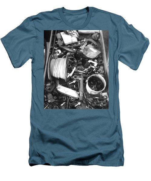 Mechanics Bane Men's T-Shirt (Slim Fit)