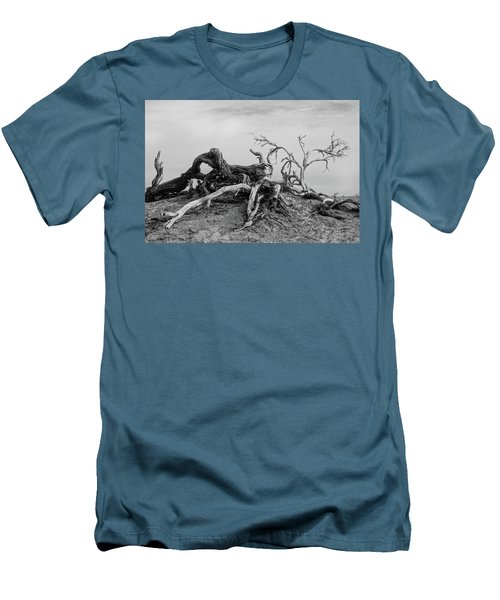 Mesquite Roots - Death Valley 2015 Men's T-Shirt (Athletic Fit)