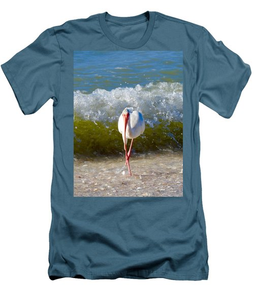 Mid Wave Feeding Men's T-Shirt (Athletic Fit)