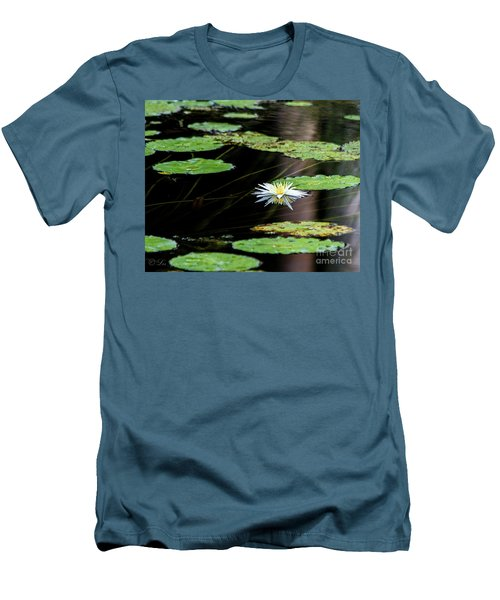 Mirror Lily Men's T-Shirt (Athletic Fit)