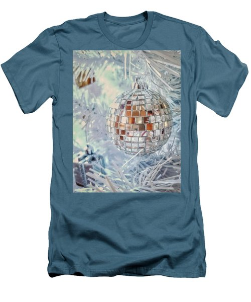 Mirror Tree Ornament Men's T-Shirt (Athletic Fit)