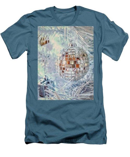 Mirror Tree Ornament Men's T-Shirt (Athletic Fit)