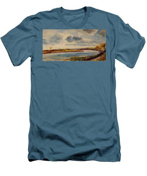 Missouri River Men's T-Shirt (Athletic Fit)