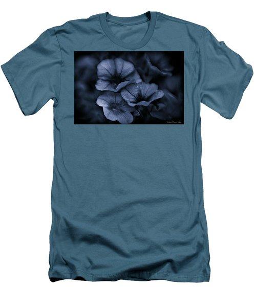 Men's T-Shirt (Slim Fit) featuring the photograph Misterious by Michaela Preston