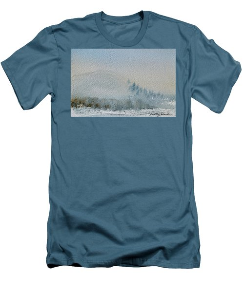 A Misty Morning Men's T-Shirt (Athletic Fit)