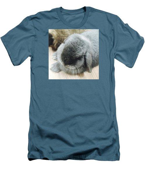 Mococo Men's T-Shirt (Slim Fit)