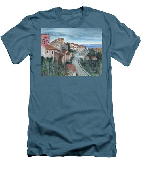 Montepulciano Men's T-Shirt (Athletic Fit)