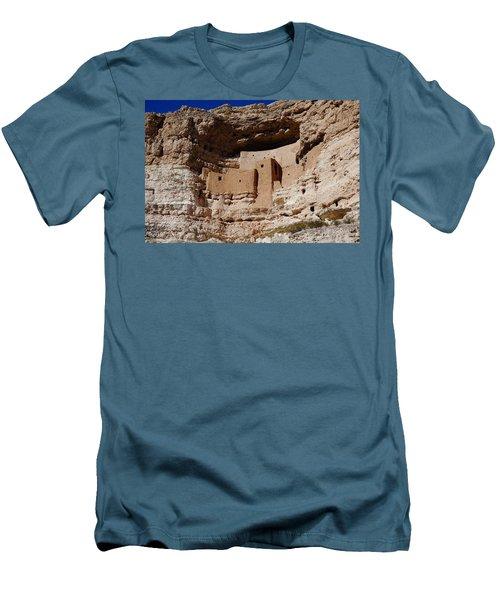 Montezuma Castle Men's T-Shirt (Athletic Fit)