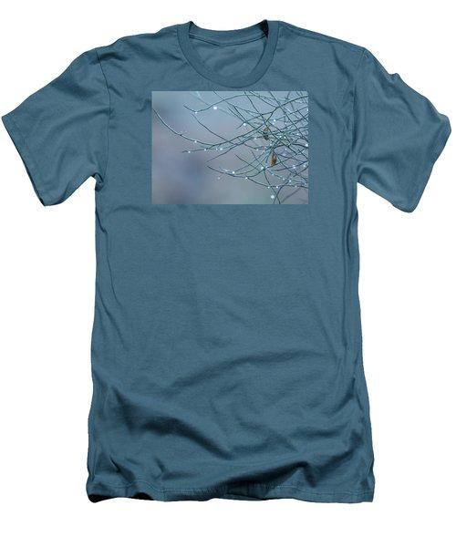 Morning Dew Men's T-Shirt (Slim Fit) by Tam Ryan