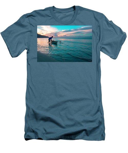Morning Ritual Men's T-Shirt (Athletic Fit)