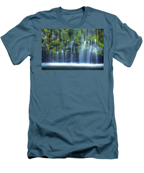 Mossbrae Falls - 05 Men's T-Shirt (Athletic Fit)