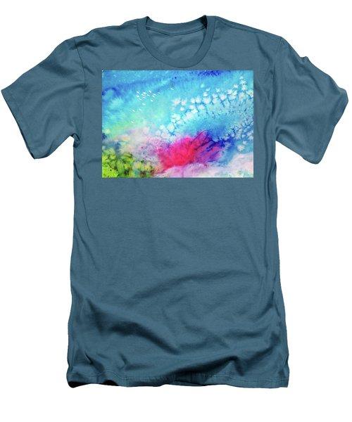 Motu Tehurui Men's T-Shirt (Athletic Fit)