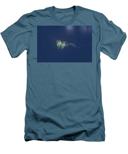 Men's T-Shirt (Slim Fit) featuring the photograph Moving In The Shadows by Shane Holsclaw