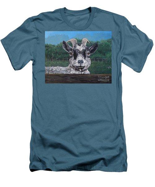 Ms Frisky  Men's T-Shirt (Athletic Fit)