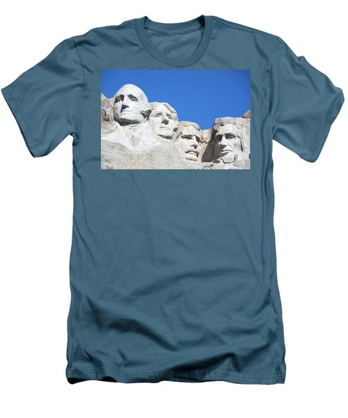 Mt. Rushmore Men's T-Shirt (Athletic Fit)