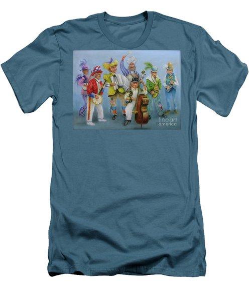 Mummers Jam Session Men's T-Shirt (Athletic Fit)