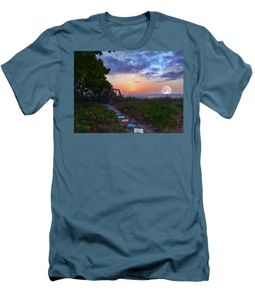 My Atlantic Dream Men's T-Shirt (Athletic Fit)