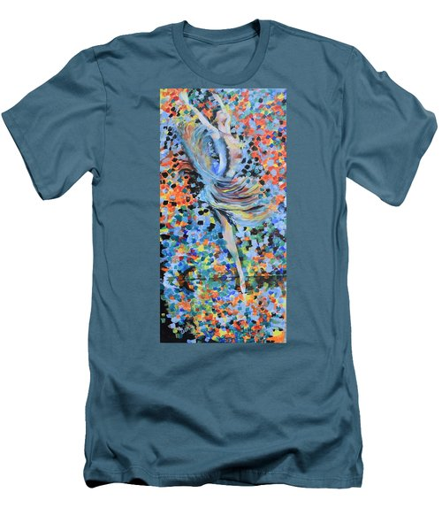 My Ballerina Men's T-Shirt (Athletic Fit)