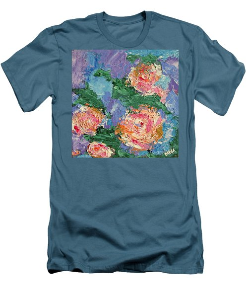 My Father's Roses Men's T-Shirt (Athletic Fit)