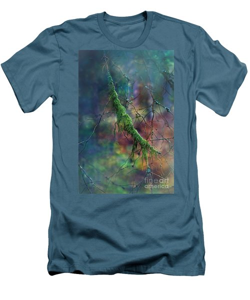 Mystical Moss - Series 1/2 Men's T-Shirt (Athletic Fit)