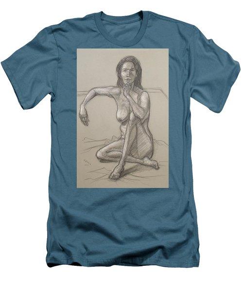 Nancy   Men's T-Shirt (Athletic Fit)