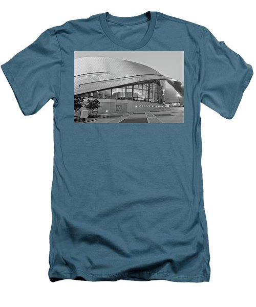 Nascar Hall Of Fame Men's T-Shirt (Athletic Fit)