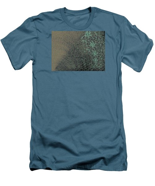 Neurons Men's T-Shirt (Slim Fit)