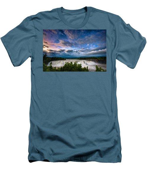 Nightfalls Men's T-Shirt (Athletic Fit)