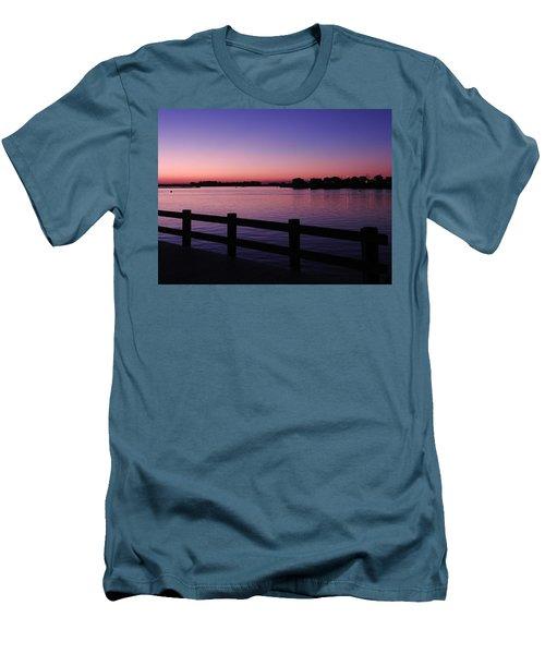Night's Calling Men's T-Shirt (Slim Fit) by Allen Beilschmidt