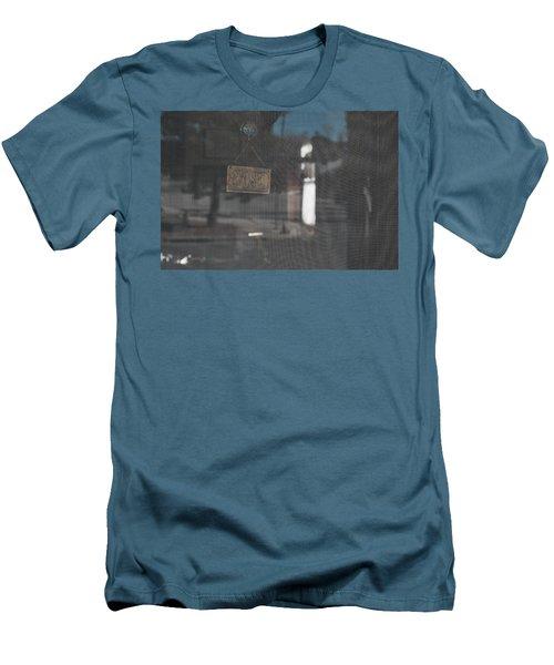 No Interest  Men's T-Shirt (Athletic Fit)