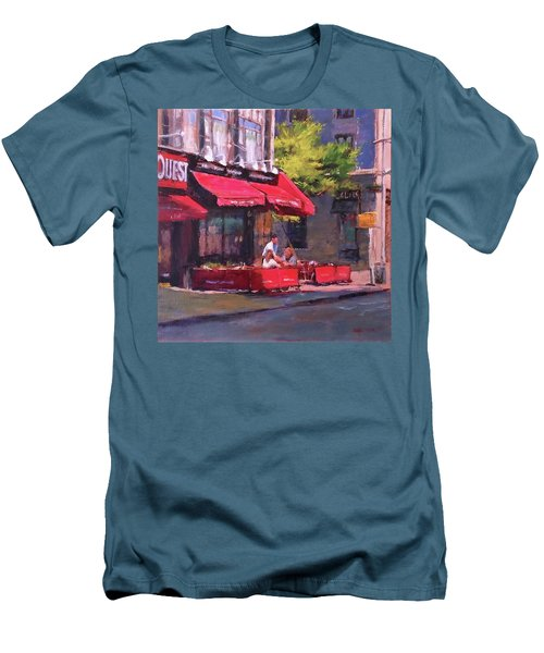 Noon Refreshments Men's T-Shirt (Athletic Fit)