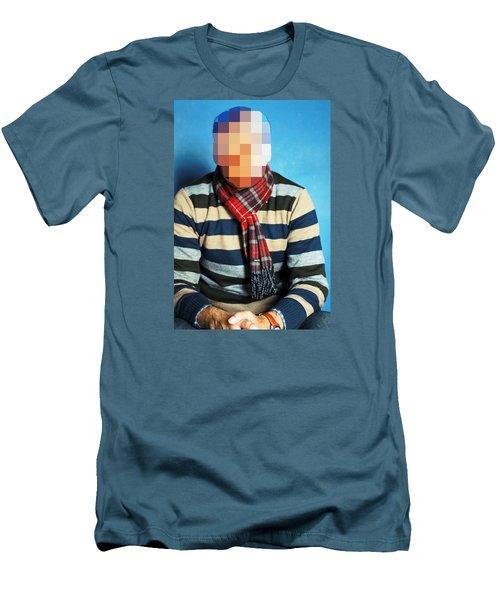 Nor That Men's T-Shirt (Slim Fit) by Prakash Ghai