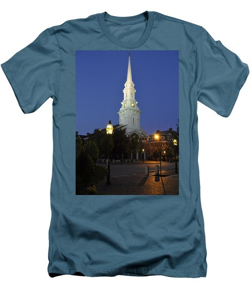 North Church Ncp Men's T-Shirt (Athletic Fit)