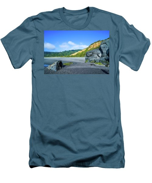 Northern Beach Men's T-Shirt (Athletic Fit)