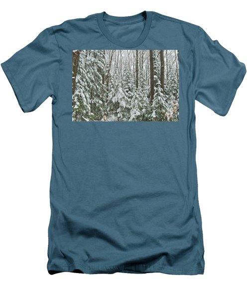 Northern Winter Men's T-Shirt (Athletic Fit)