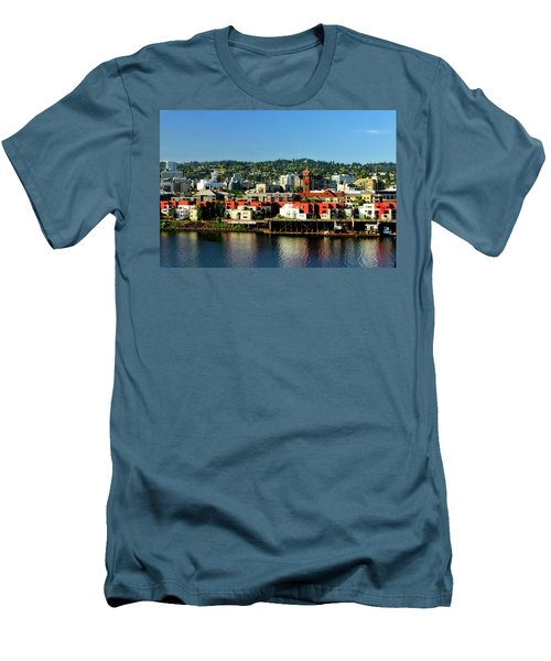 Northwest Portland Men's T-Shirt (Athletic Fit)
